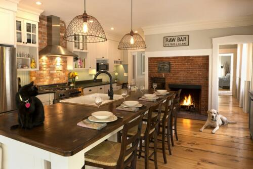 Cozy Kitchen 1